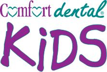 Comfort Dental Kids logo